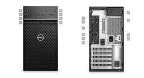 Máy tính trạm Dell Precision Tower 3630 CTO BASE - 42PT3630D02 (Mini Tower)